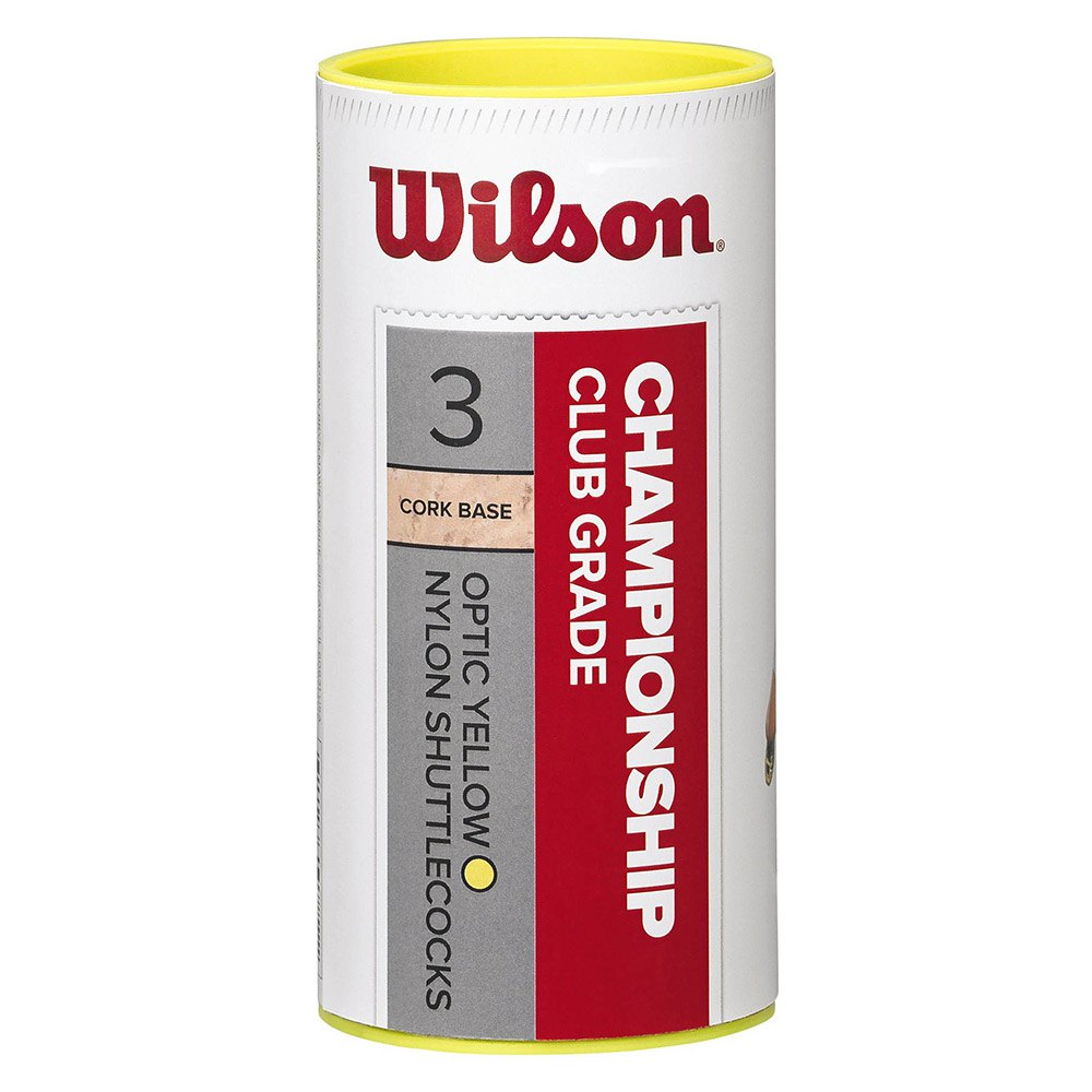 Wilson Championship Club 77 3 Units Yellow