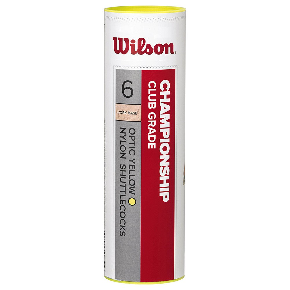 Wilson Championship Club 79 6 Units Yellow
