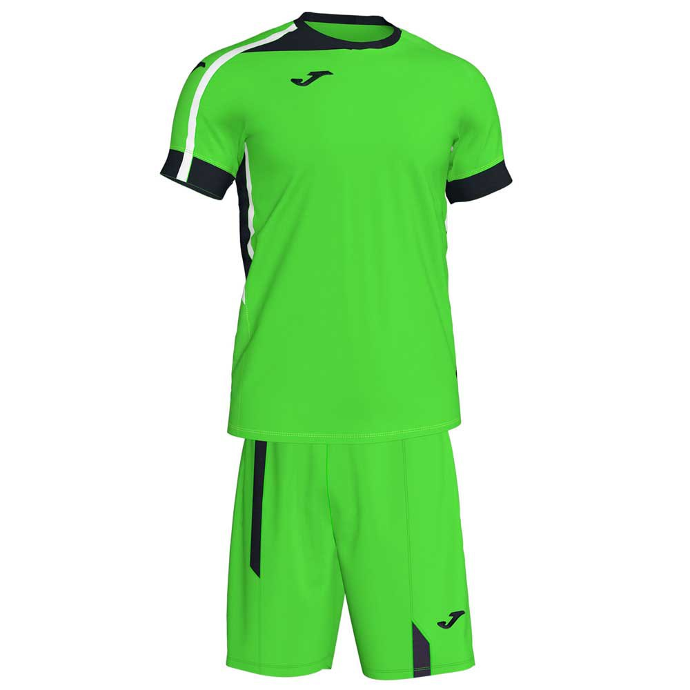 Joma Roma Ii S Green Fluor / Black