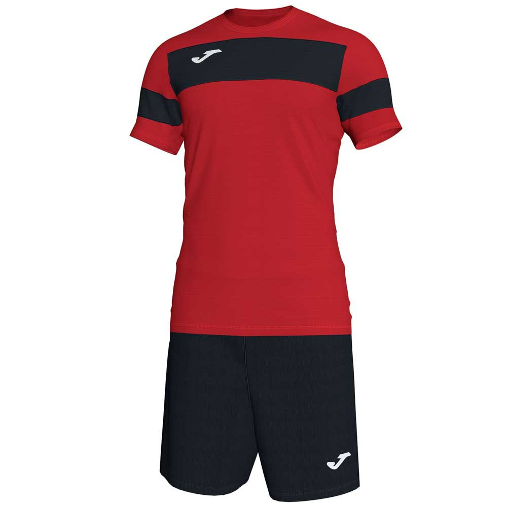Joma Academy Ii 24 Months-4 Years Red / Black