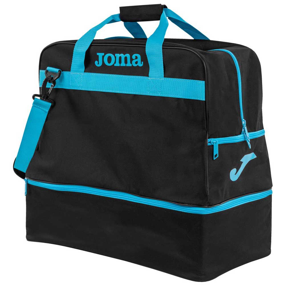 Joma Sac Training S One Size Black / Turquoise Fluor