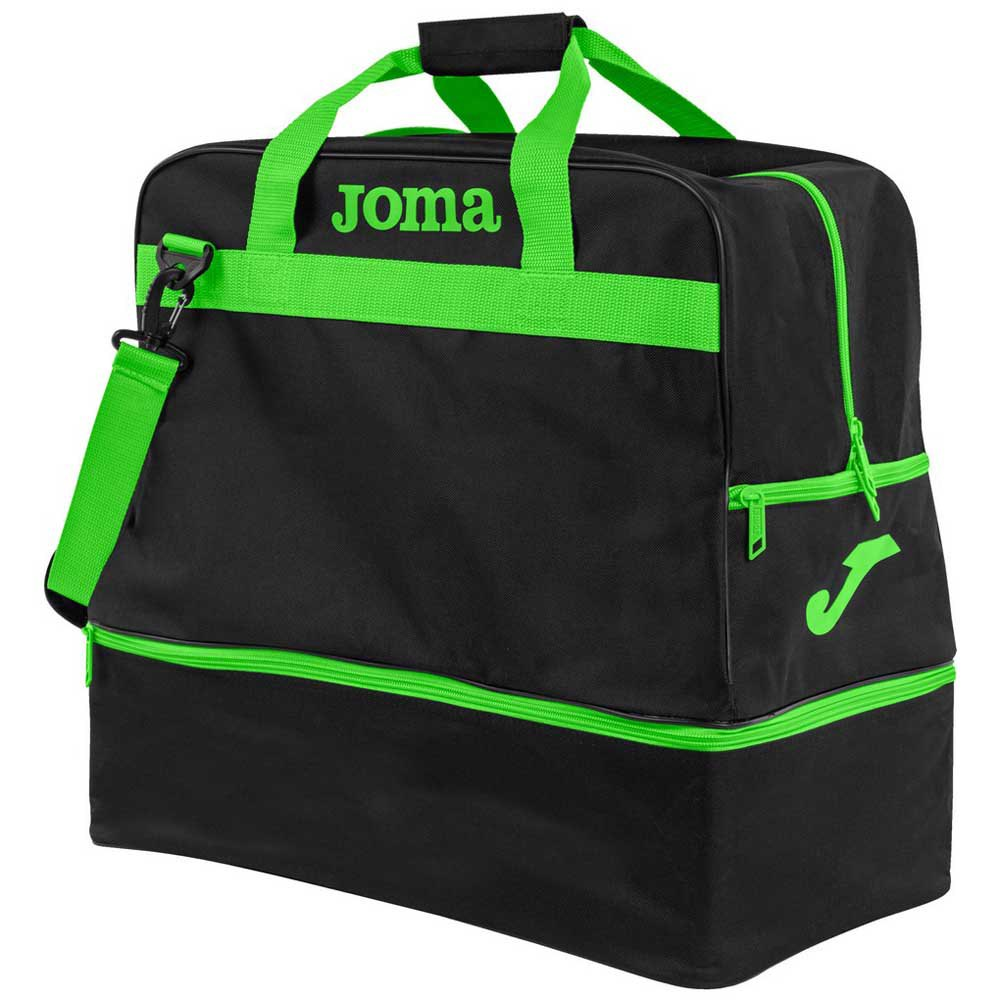 Joma Training S One Size Black / Green Fluor