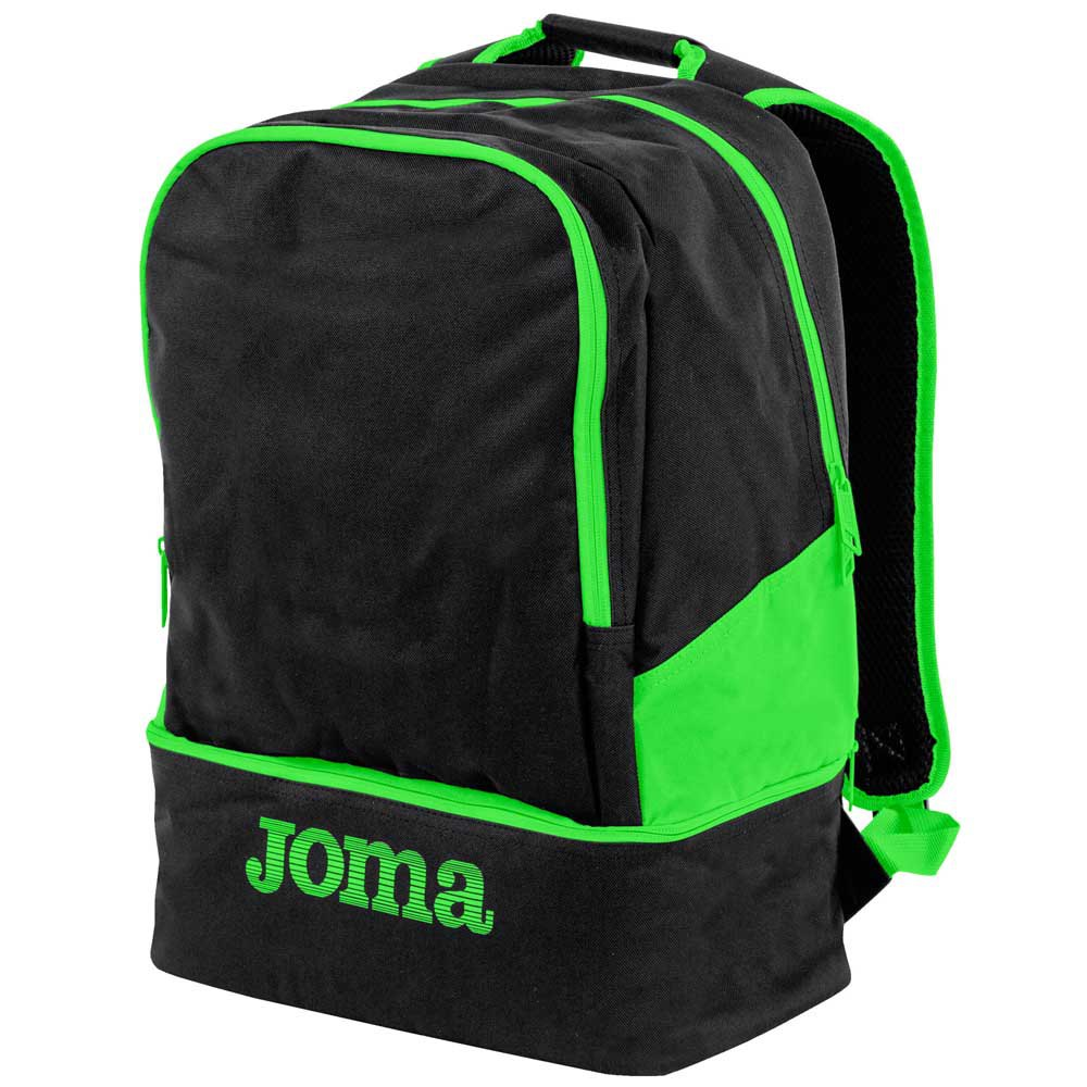 Joma Estadio Iii S One Size Black / Green Fluor