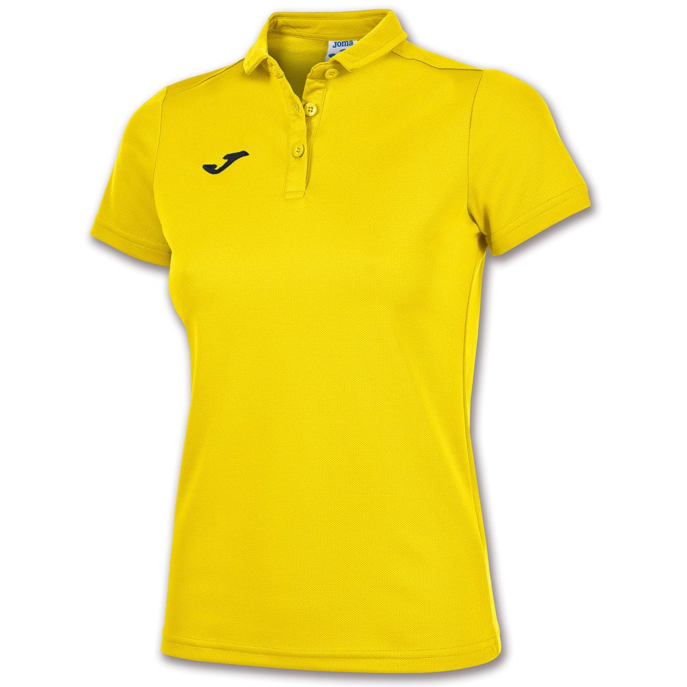 Joma Polo Manche Courte Hobby M Yellow