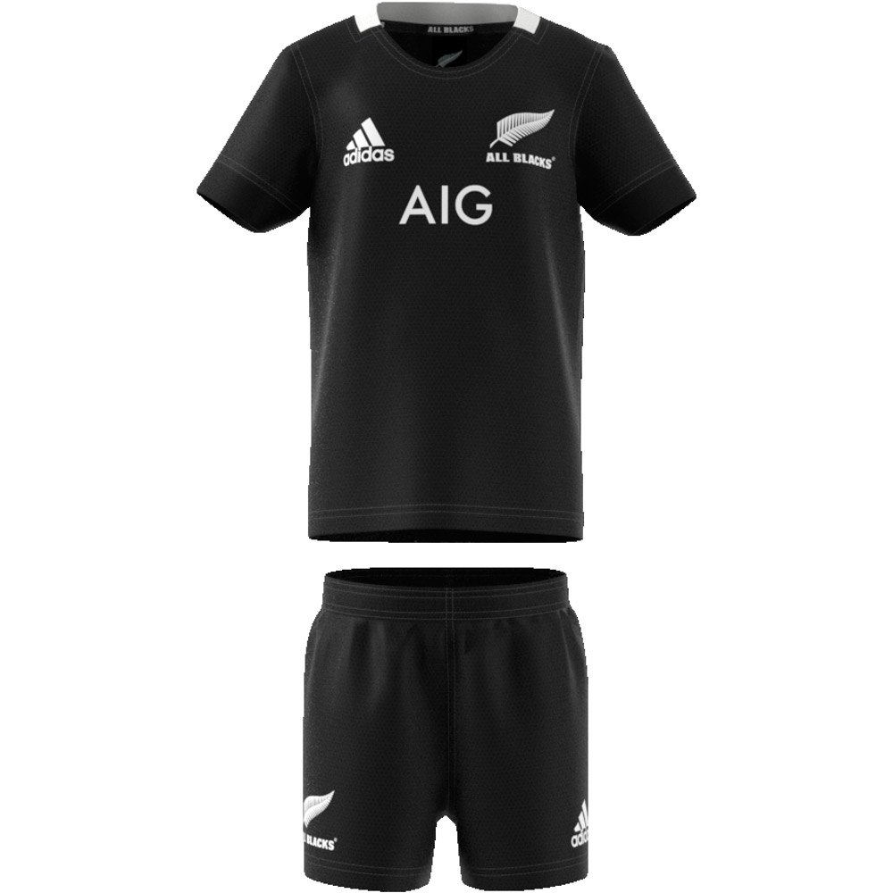 Adidas All Blacks Home Mini Kit 2019 Infant 92 cm Black