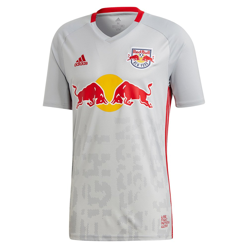 Adidas New York Red Bull Home 2019 L Clear Onix