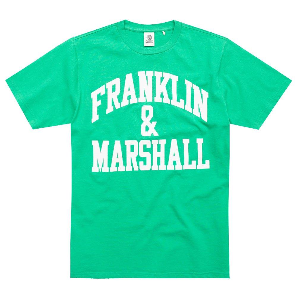 Franklin&marshall Jersey Round Neck XXL Italy Green
