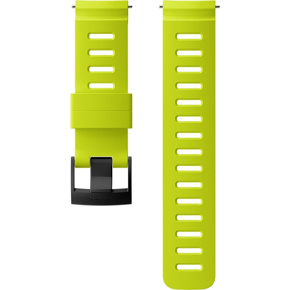 Suunto Dive 1 Silicone Strap 24 Mm M Lime / Black