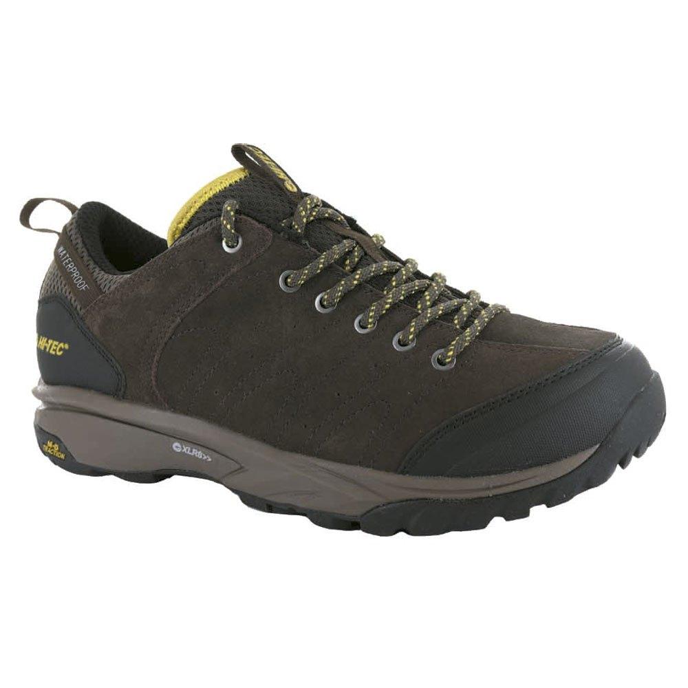 Hi-tec Chaussures Randonnée Tortola Trail Wp EU 40 Dark Chocolate / Dark Taupe / Golden Palm