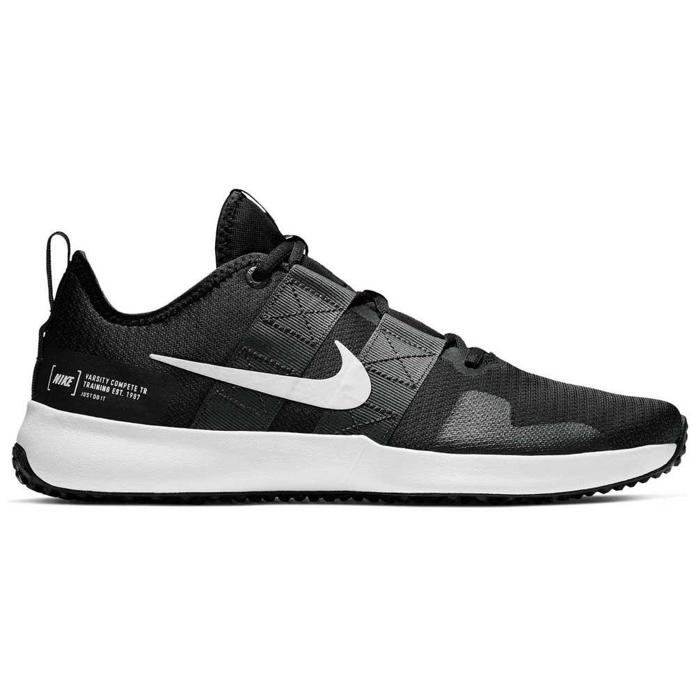 Nike Varsity Compete Tr 2 EU 38 1/2 Black / White / Anthracite