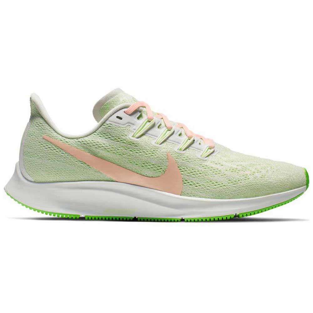 Nike Air Zoom Pegasus 36 EU 40 1/2 Phantom / Bio Beige / Barely Volt