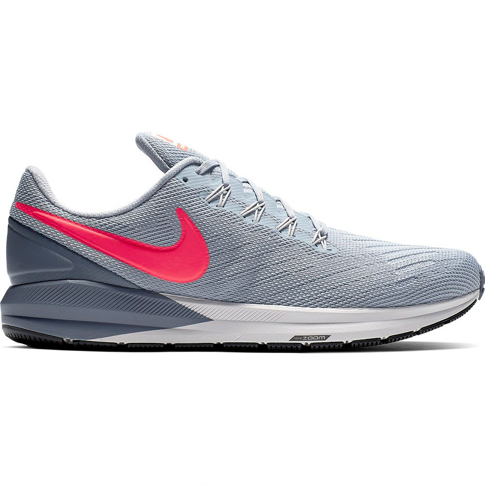 Nike Air Zoom Structure 22 EU 43 Obsidian Mist Bright Crimson Armory Blue