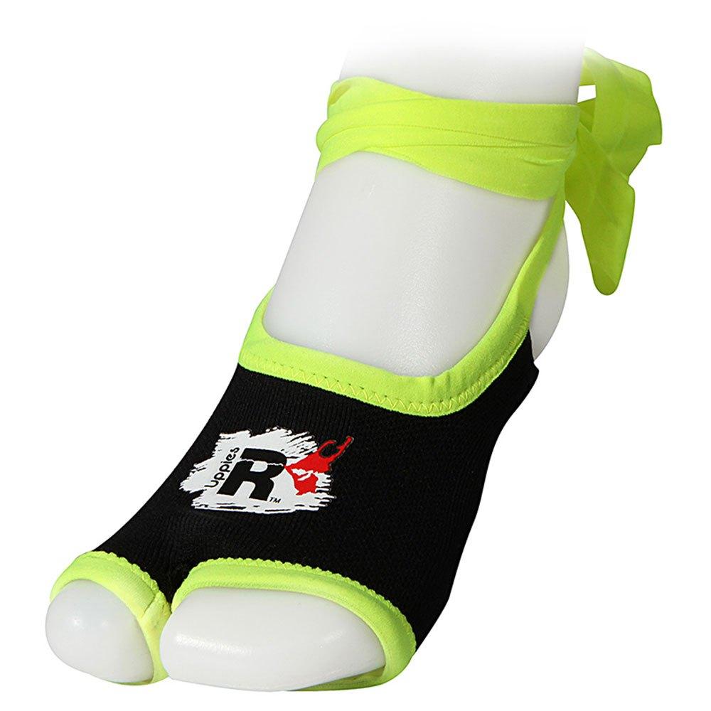 R-evenge Chaussettes Uppies Sport EU 32-37 Black / Yellow