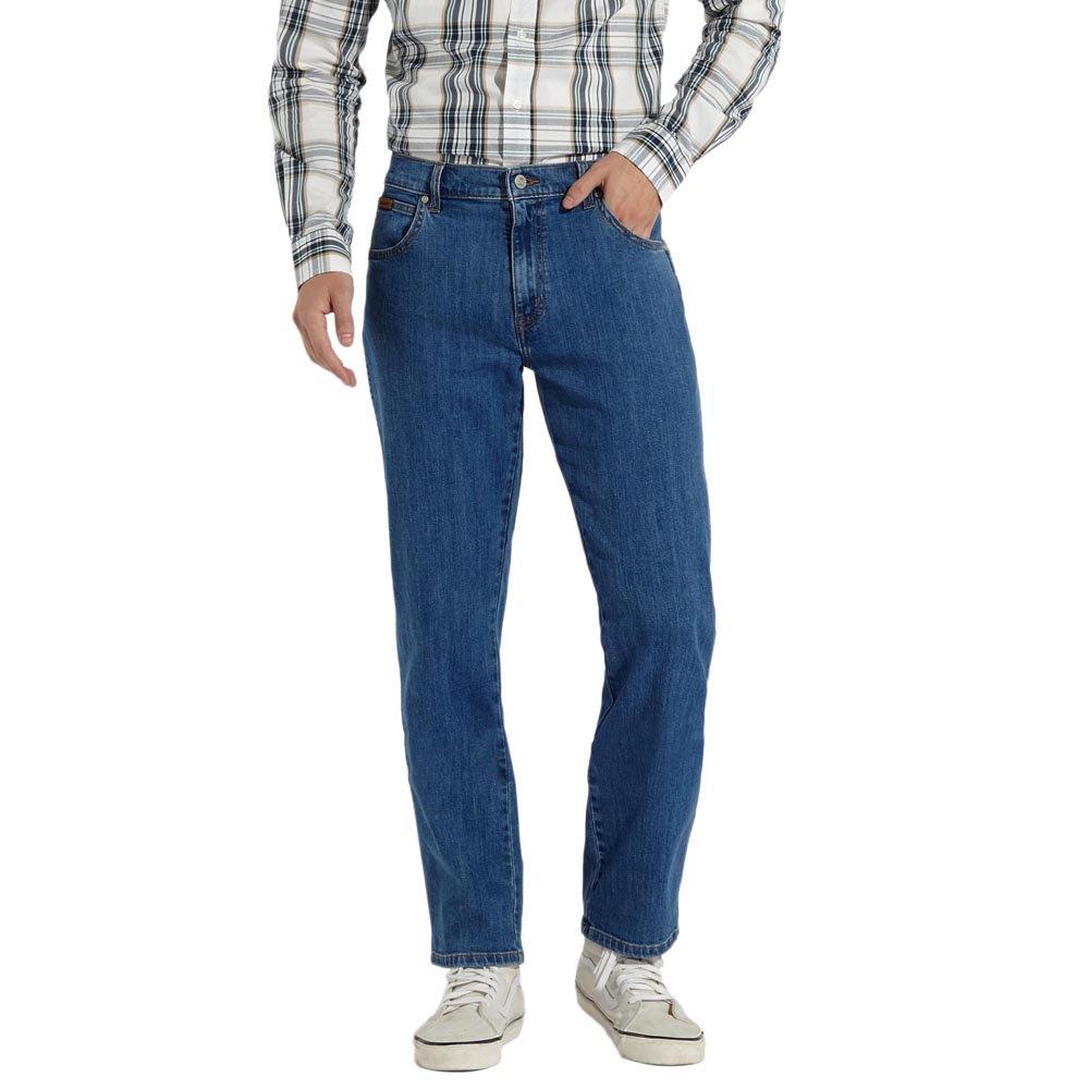 Wrangler Texas 40 Crisp Blue
