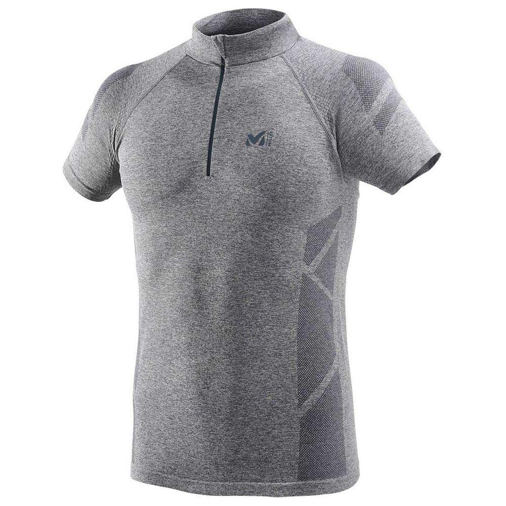 Millet T-shirt Manche Courte Ltk Light Seamless M-L High Rise