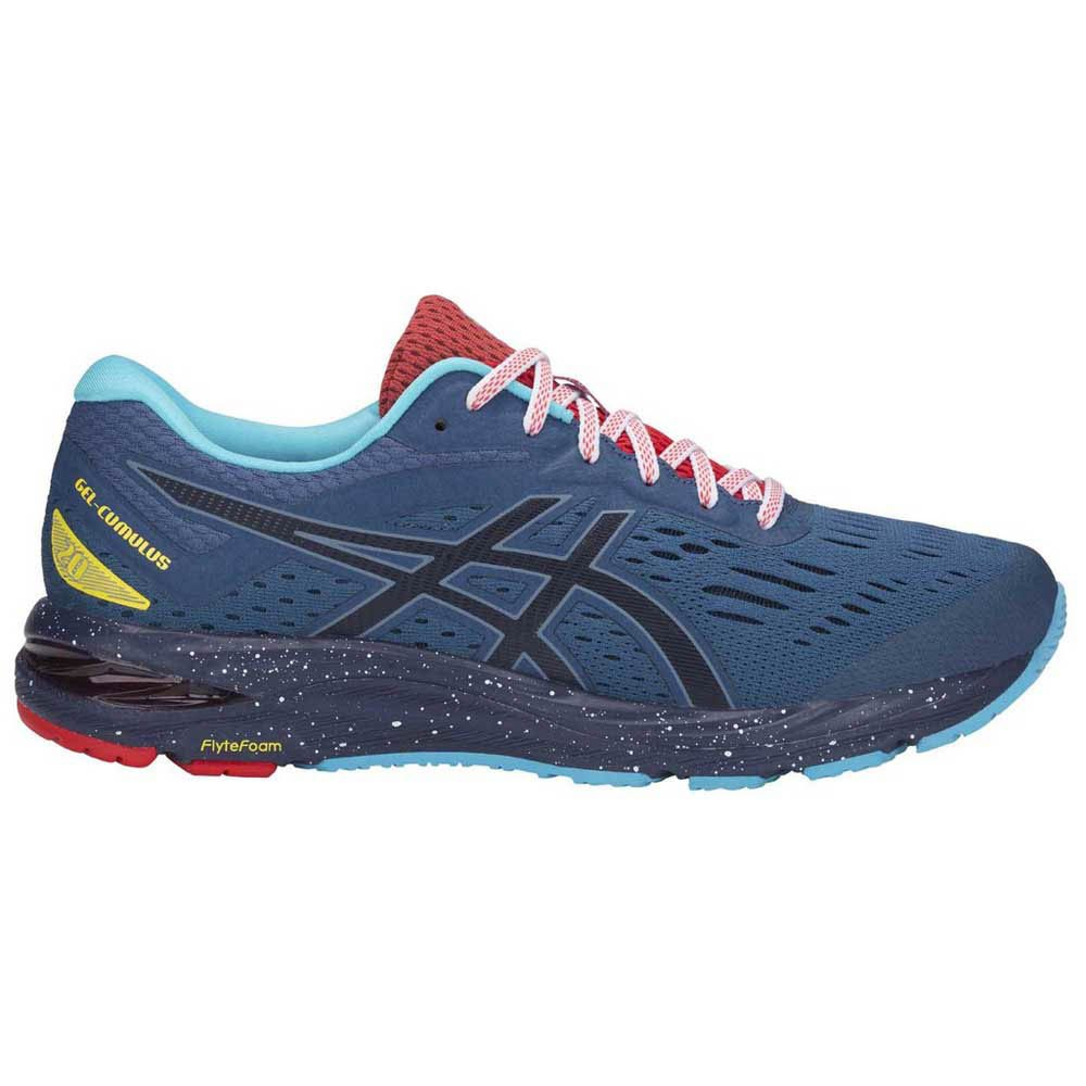 Asics Gel Cumulus 20 Le EU 50 1/2 Grand Shark / Peacoat