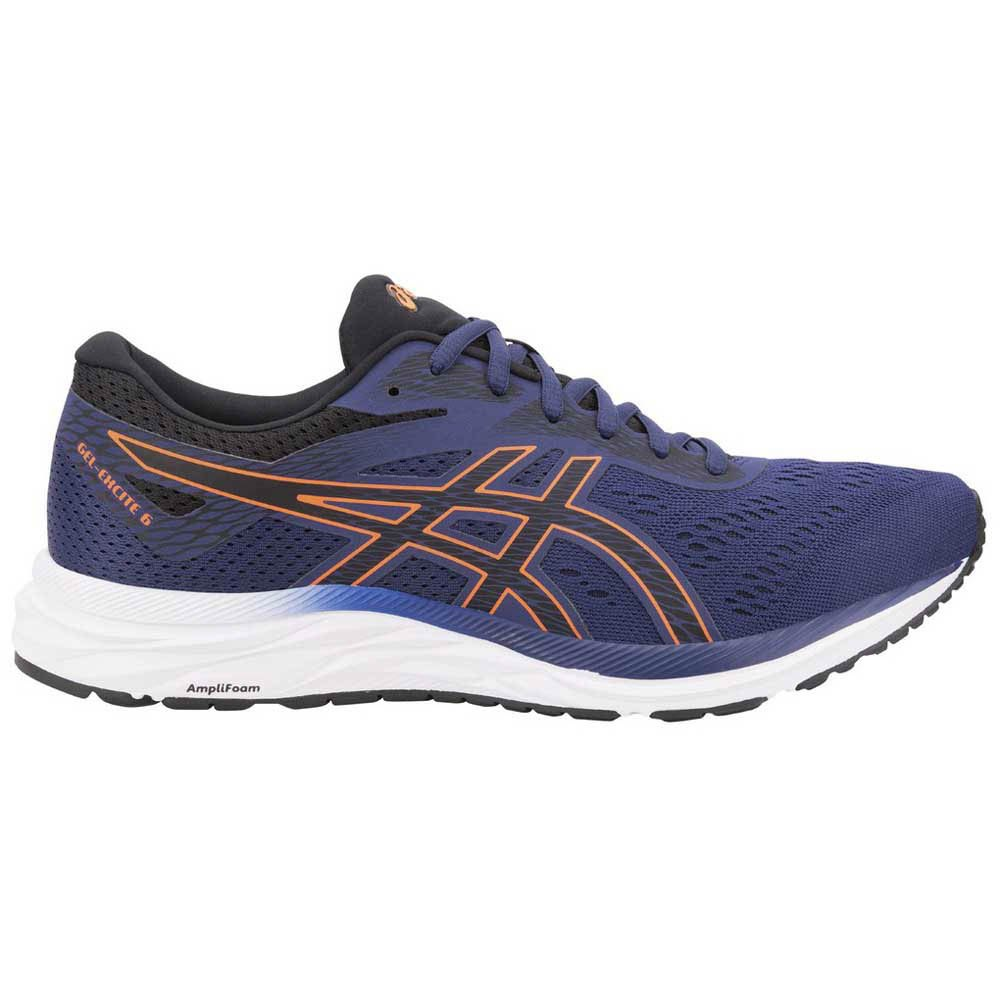 Asics Gel Excite 6 EU 47 Indigo Blue / Shocking Orange