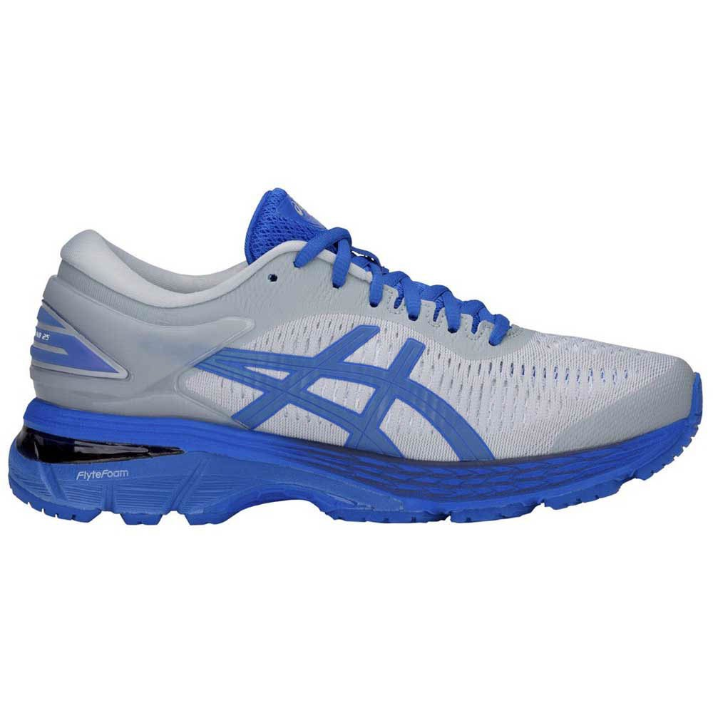 Asics Gel Kayano 25 Lite Show EU 35 1/2 Mid Grey / Illusion Blue