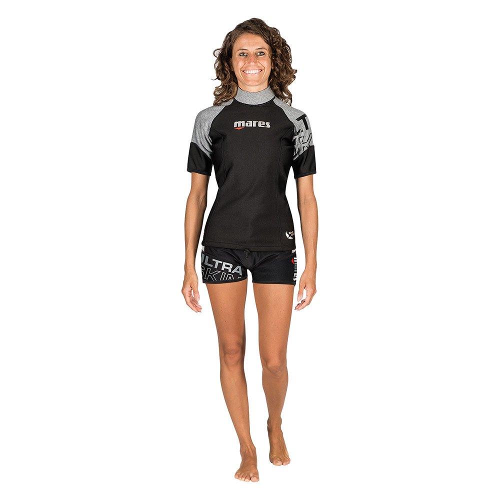 Mares Ultra Skin Black Thermo und UV-Schutz Ultra Skin