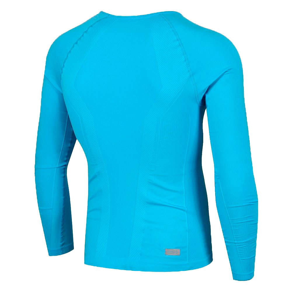zone3-long-sleeve-seamless-top-s-turquoise-blue