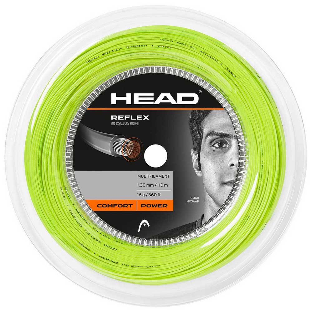 Head Racket Reflex 110 M 1.20 mm Yellow