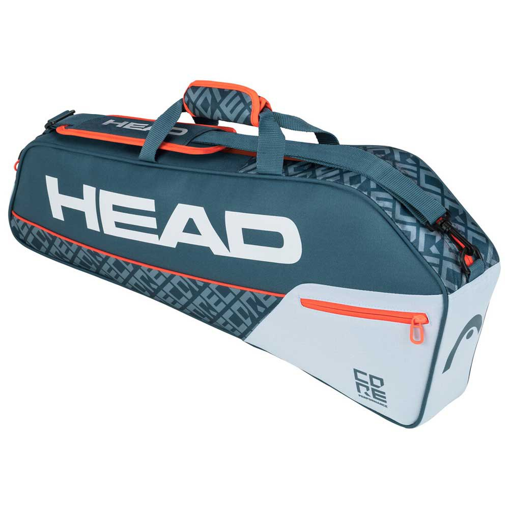 Head Racket Core Pro One Size Grey / Orange