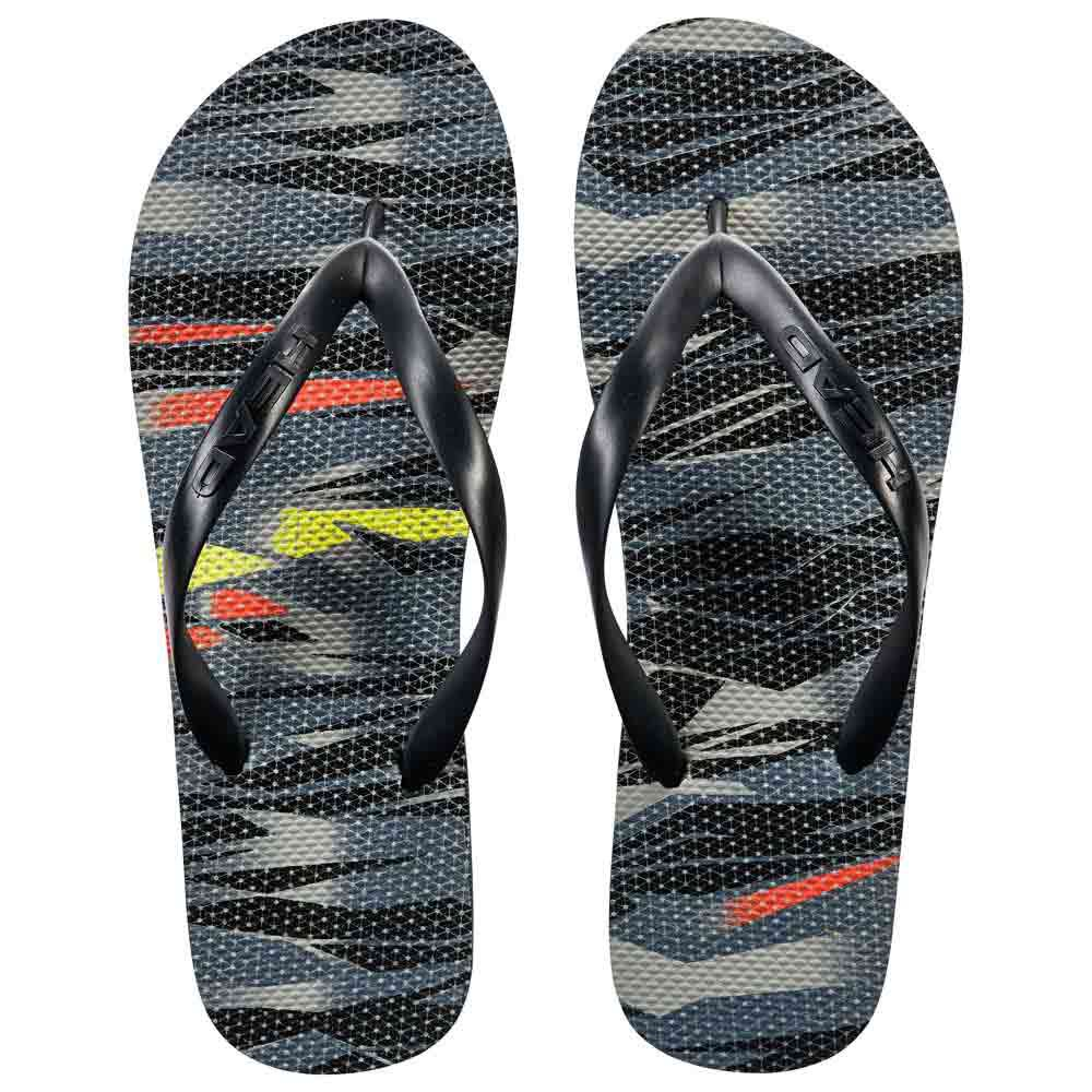 Head Racket Flip Flops EU 39-40 Camo Black