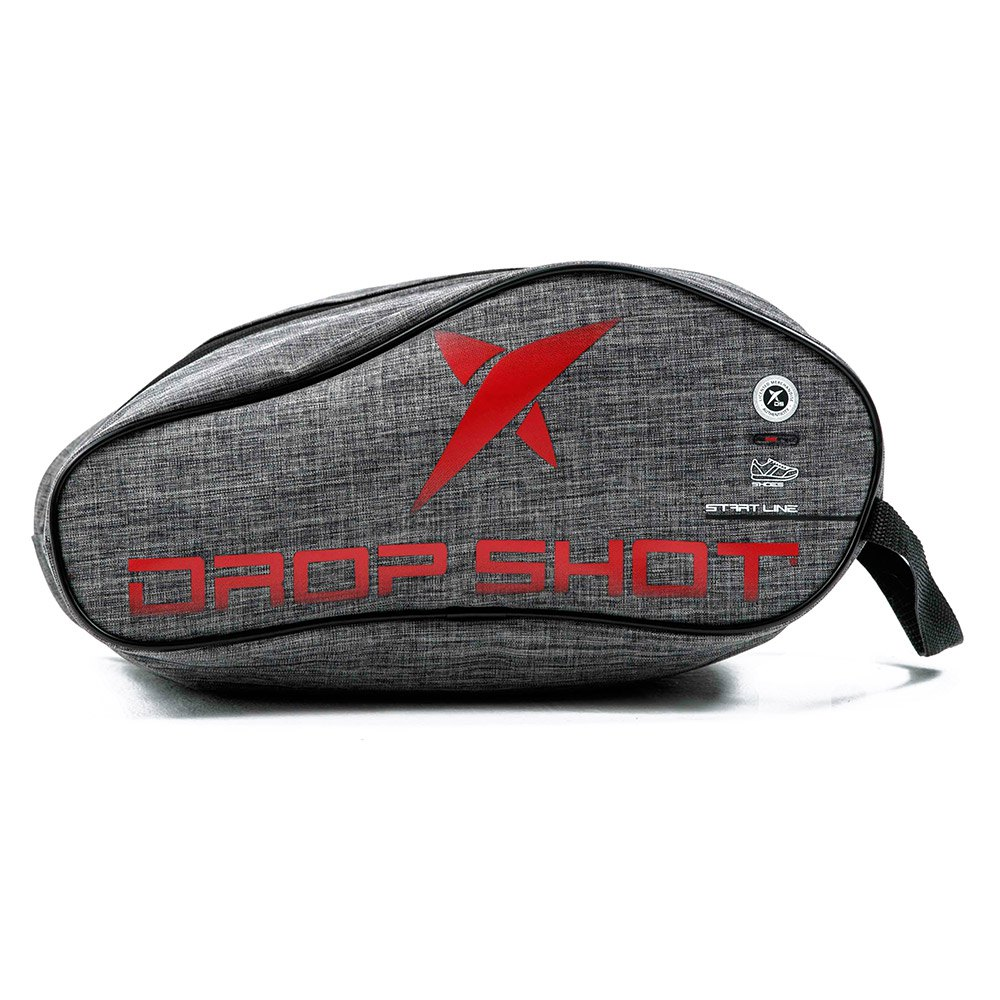 Drop Shot Essential One Size Grey / Red