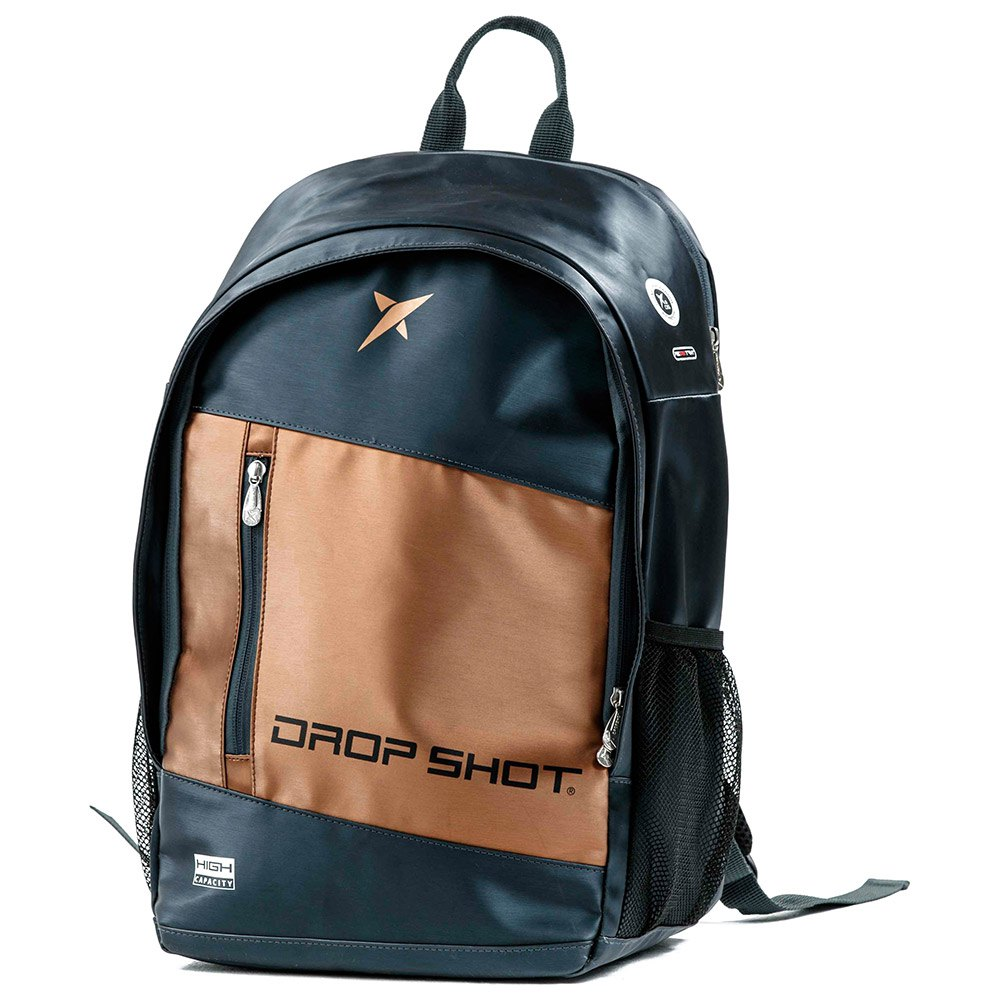 Drop Shot Sac À Dos Be One One Size Blue / Brown