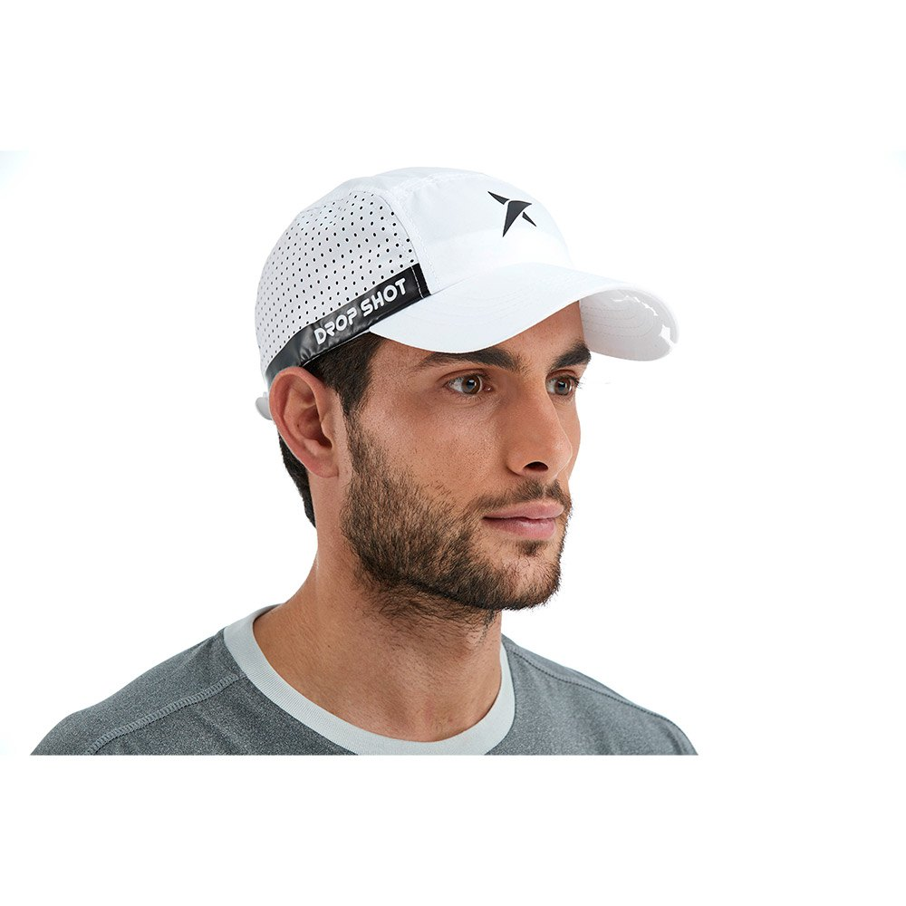 Drop Shot Tech Hole One Size White / Grey / Black