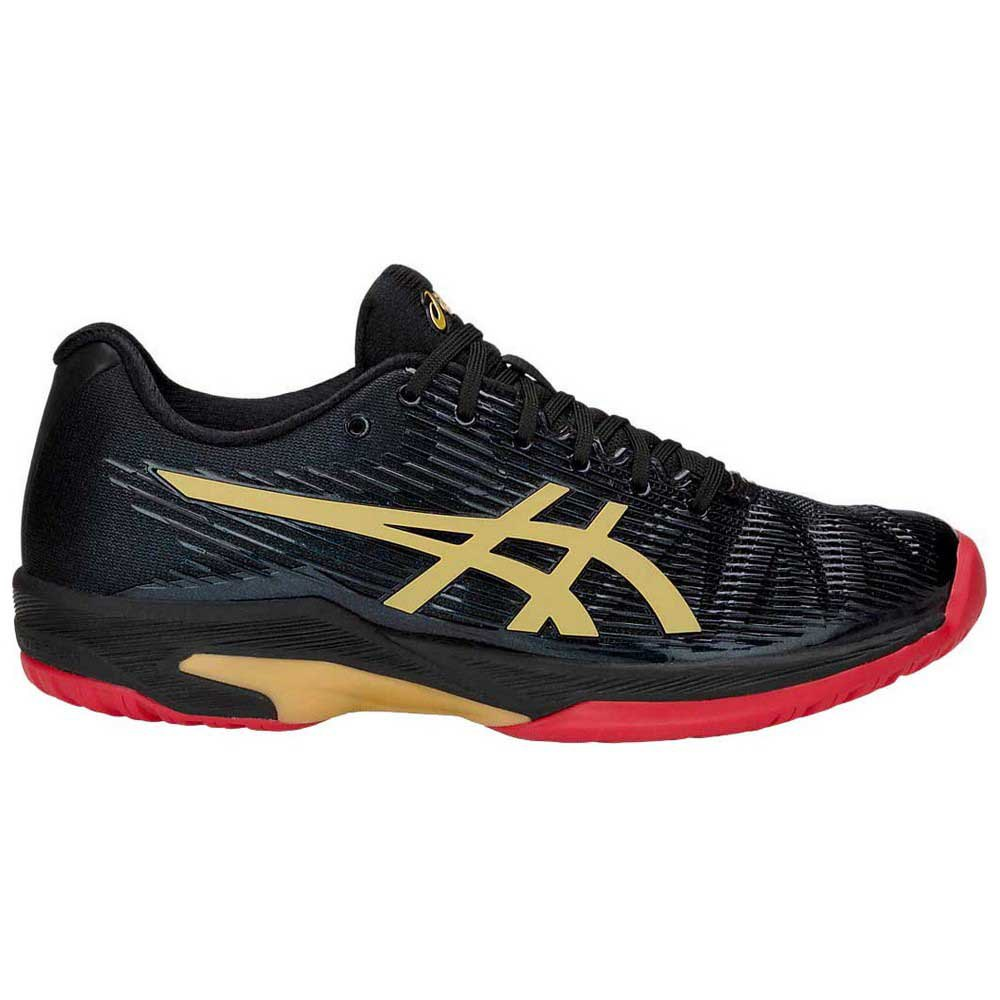 Asics Solution Speed Ff Le EU 37 Black / Rich Gold