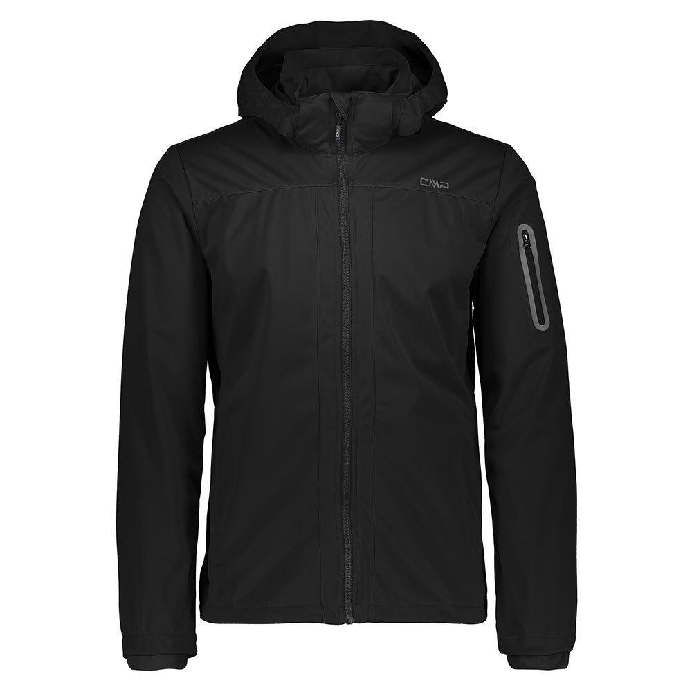 Cmp Zip Jacket XL Black