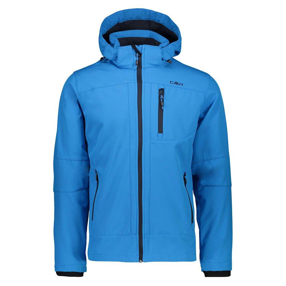 Cmp Zip Jacket XXXXL Cyan