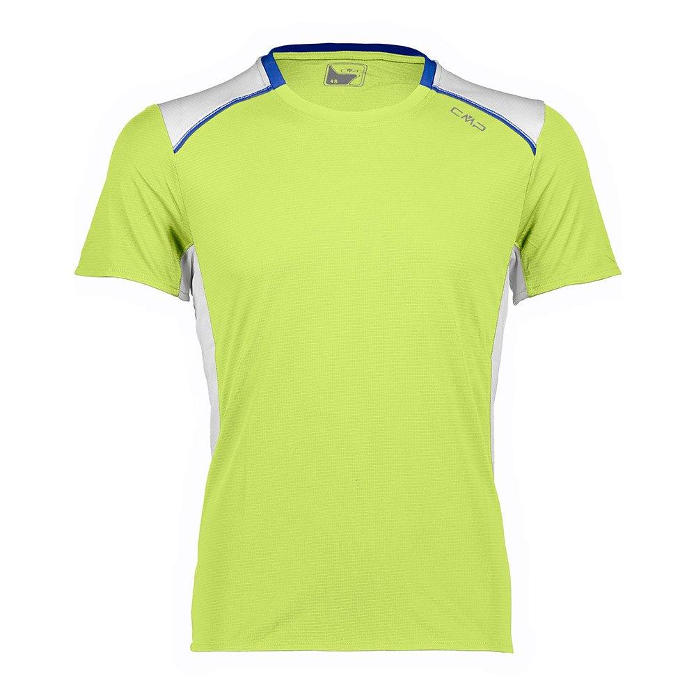 Cmp Man T-shirt XXXXL Yellow Fluo