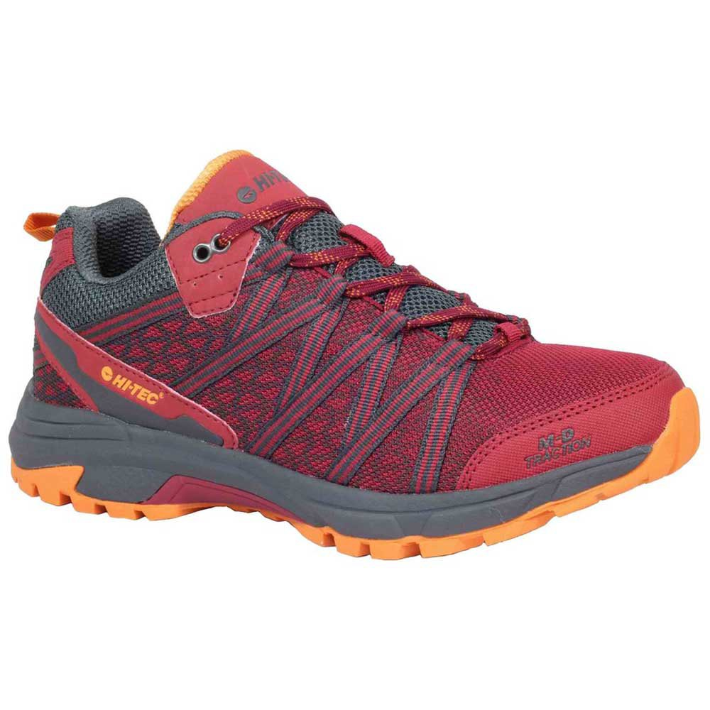 Hi-tec Serra Trail EU 39 Red / Burnt Orange