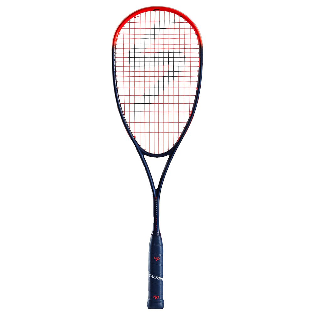 Salming Fusione Powerlite One Size Poseidon Blue / Flame Red