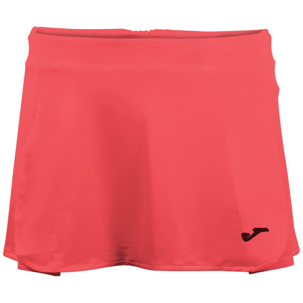 Joma Open Ii Jupe 12-14 Years Coral Fluo