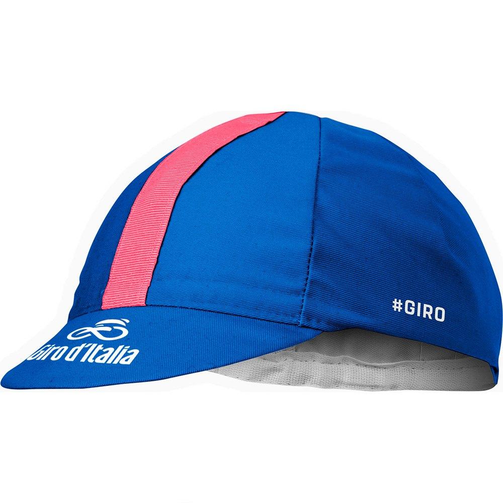 Castelli Gorra Giro Italia 2021 One Size Blue