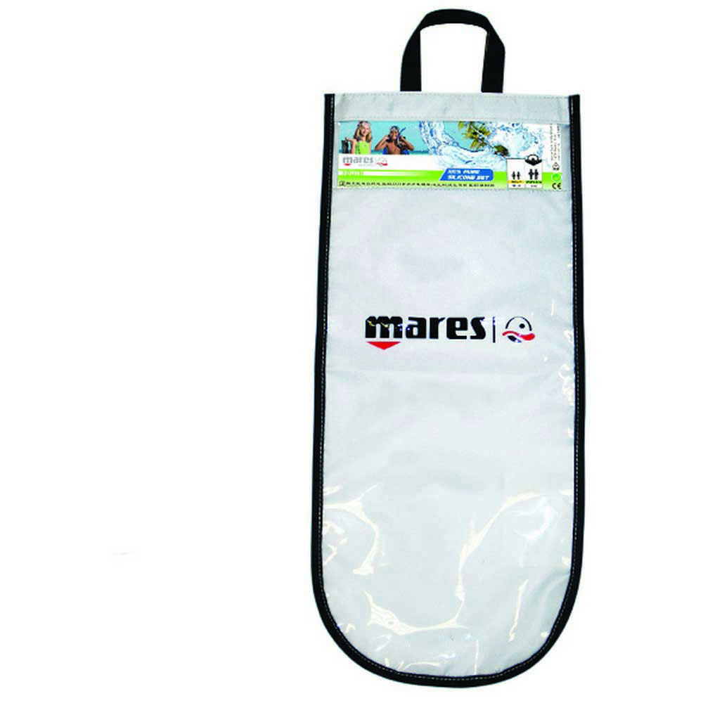 mares-vento-energy-junior-mesh-bag-one-size-pink-clear