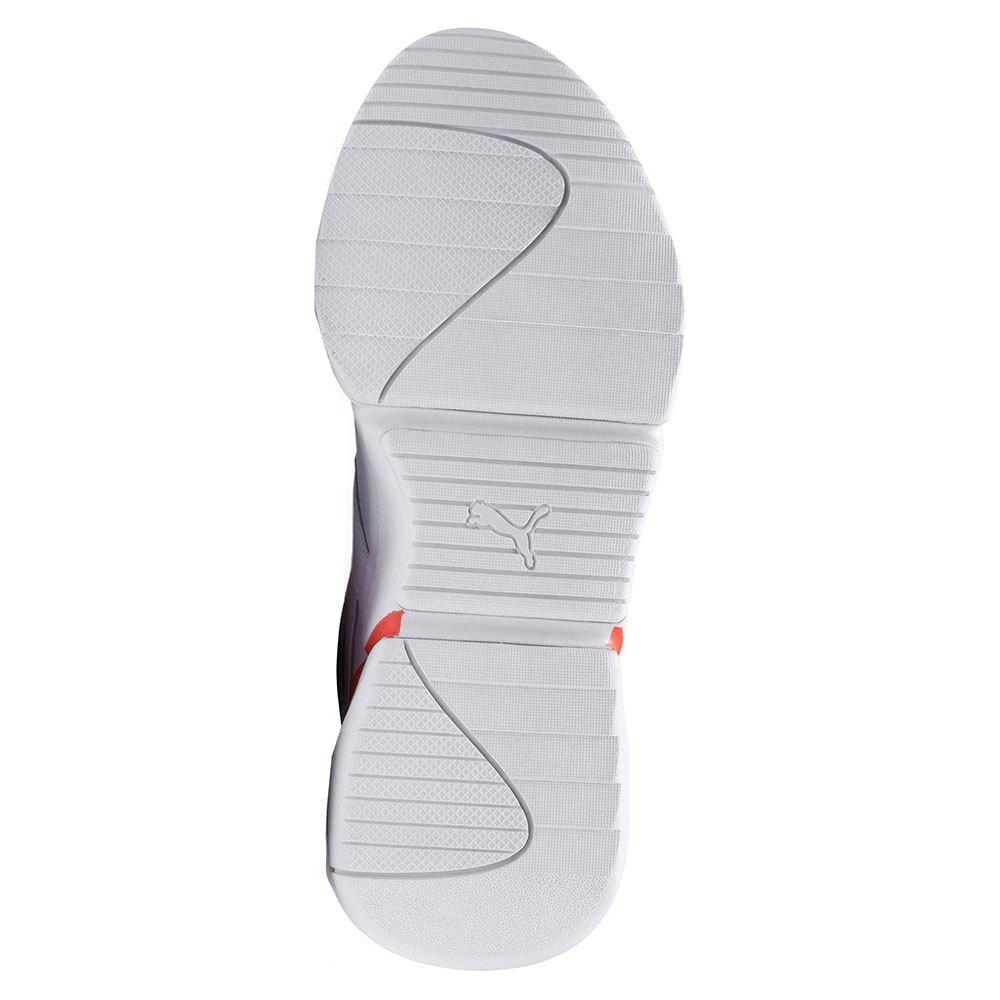 Détails sur Puma Select Nova X Pantone 2 Rouge|Blanc T95553 Baskets Femme Rouge|Blanc