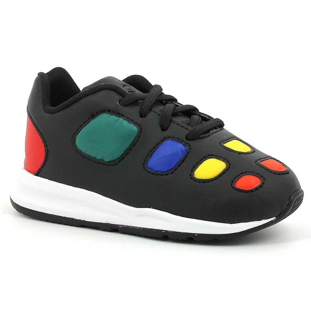 Le Coq Sportif Zeep Inf Rainbow EU 21 Black / Multicolor