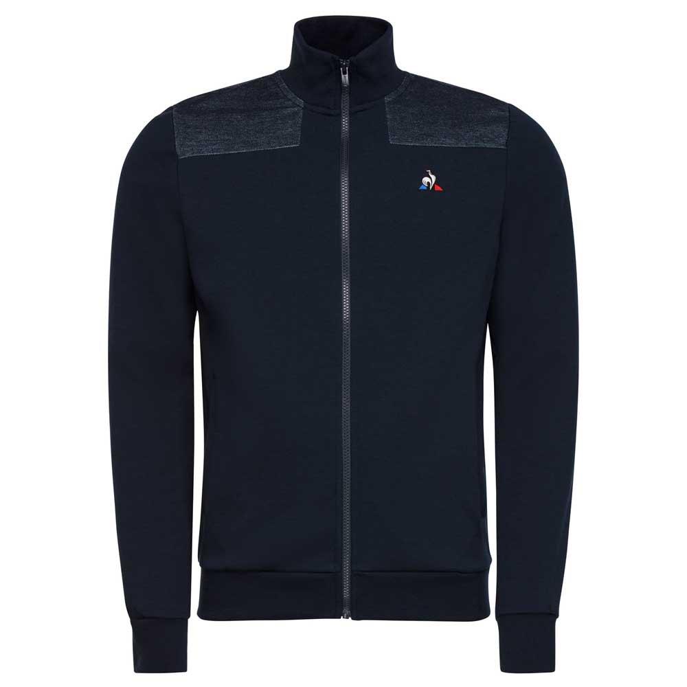 Le Coq Sportif Tricolore Sweat XS Sky Captain / Blue Captain Ft