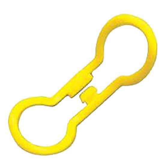 Kong Fast Nylon One Size Yellow