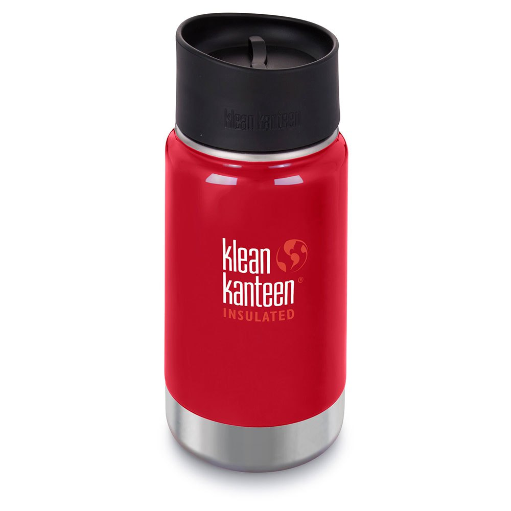 Klean Kanteen Insulated Wide 355ml One Size Mineral Red