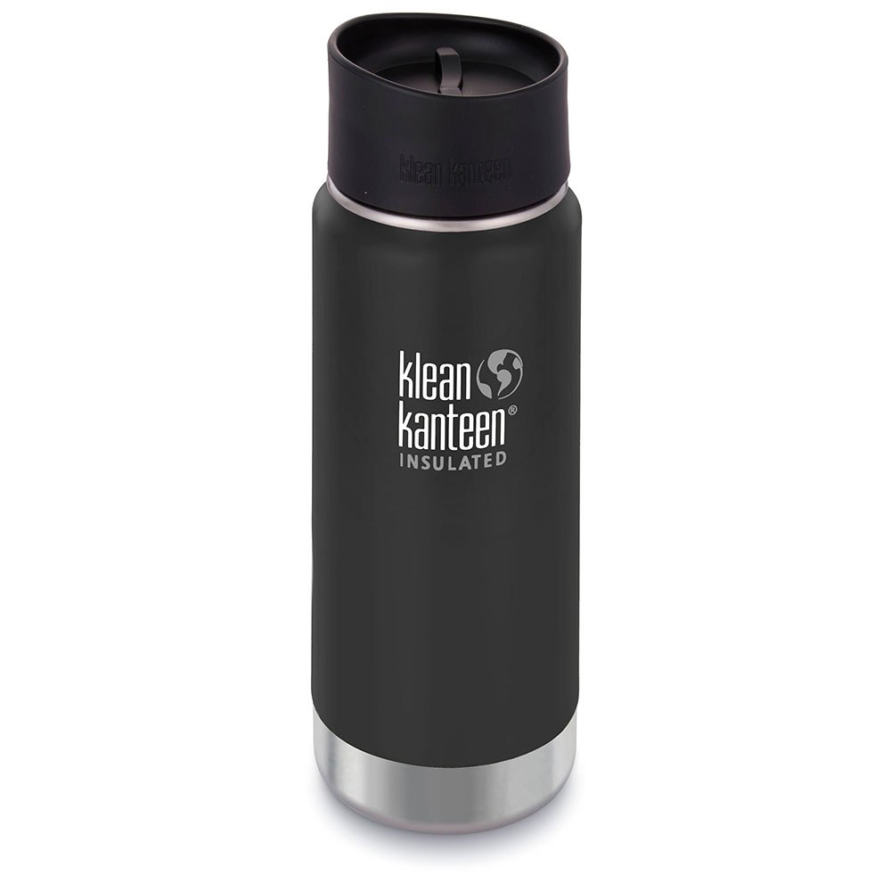 Klean Kanteen Insulated Wide 470ml One Size Shale Black