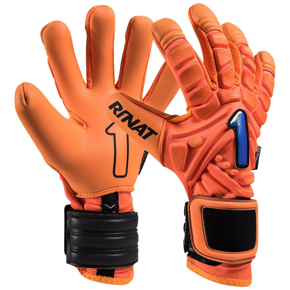 Rinat The Boss Pro Goalkeeper Gloves 7 Orange / Black