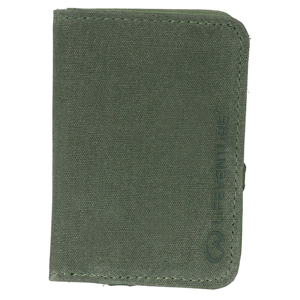 Lifeventure Rfid Card One Size Olive