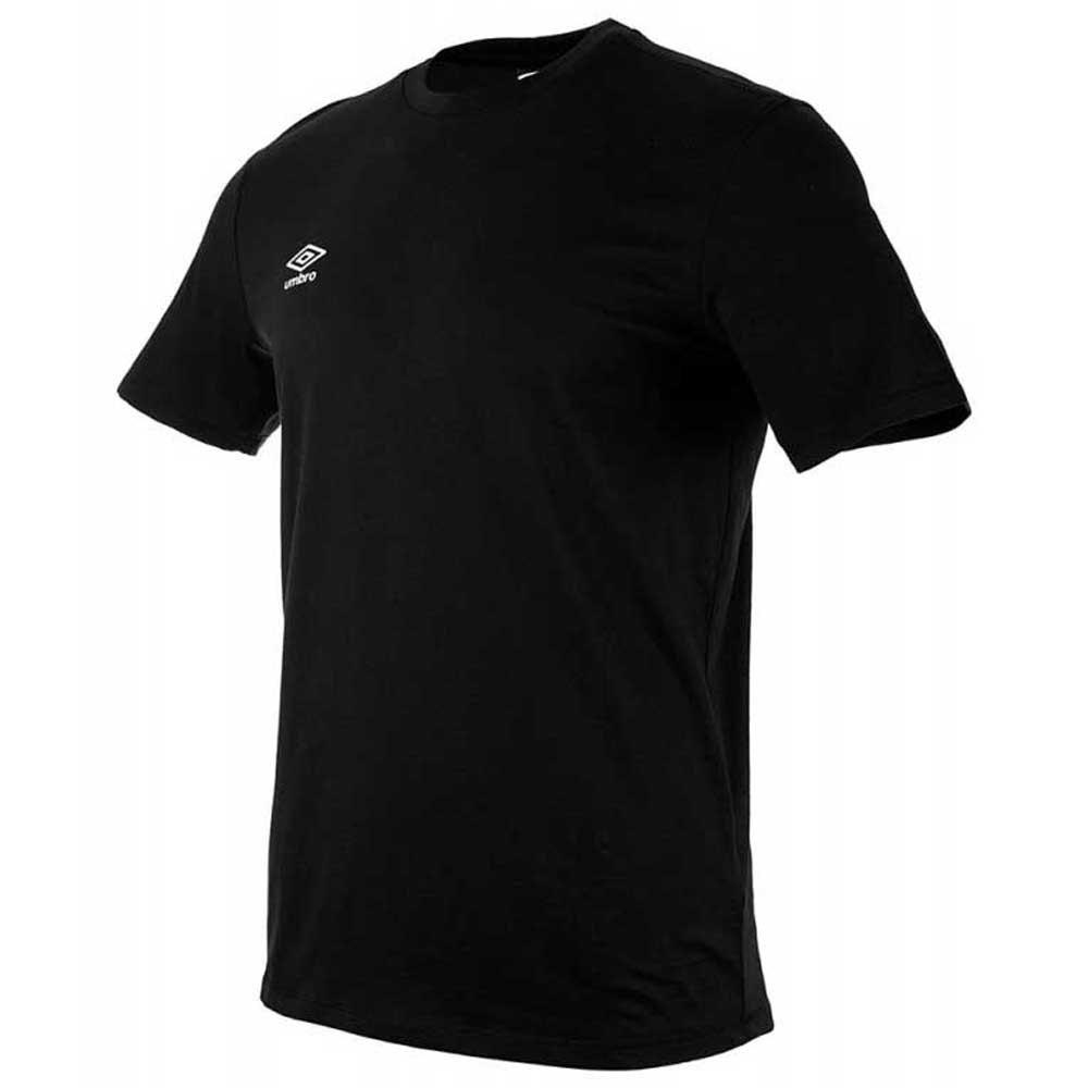 Umbro Football Wardrobe Small Logo S Black