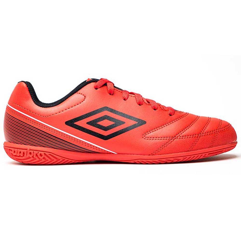 Umbro Chaussures Football Salle Classico Vii Ic EU 40 Goji Berry / Black / White
