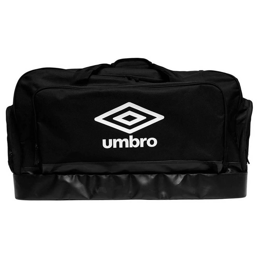 Umbro Logo Hard Base L 100l One Size Black / White